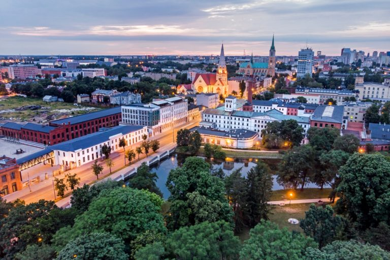 Medizinstudium in Lodz