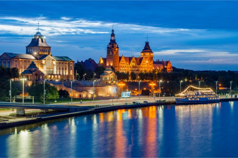 Medizinstudium in Stettin